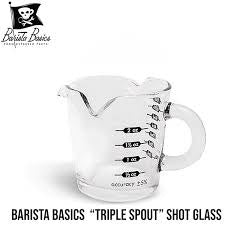Barista Basics Shot Glass - Triple Spout