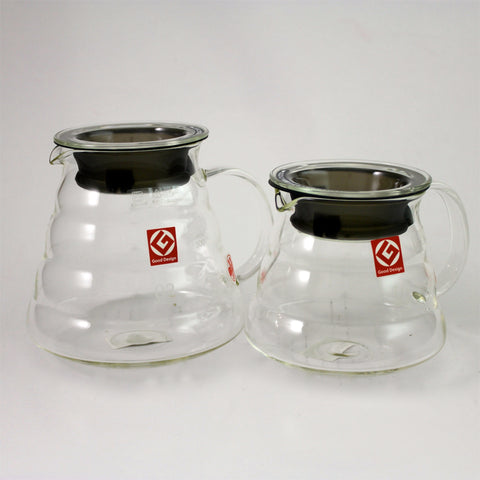 Hario Coffee Server - Glass  C4 Coffee Co.