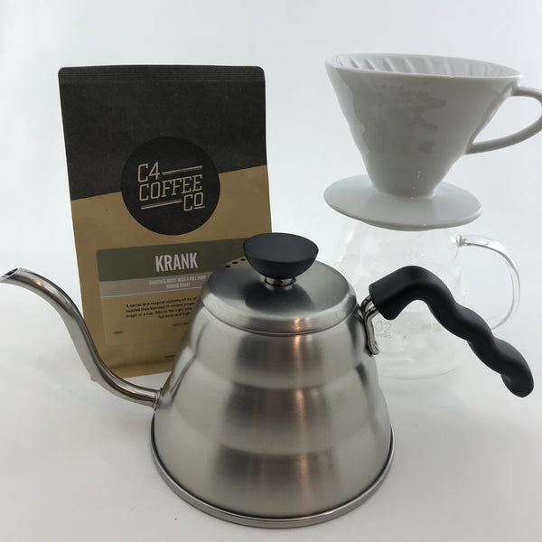 Deluxe Hario V60 Package