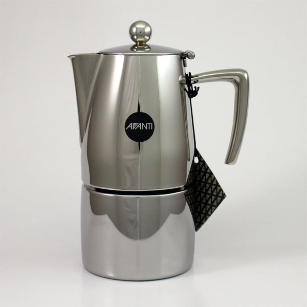 Avanti Art Deco Stovetop  C4 Coffee Co. - 2