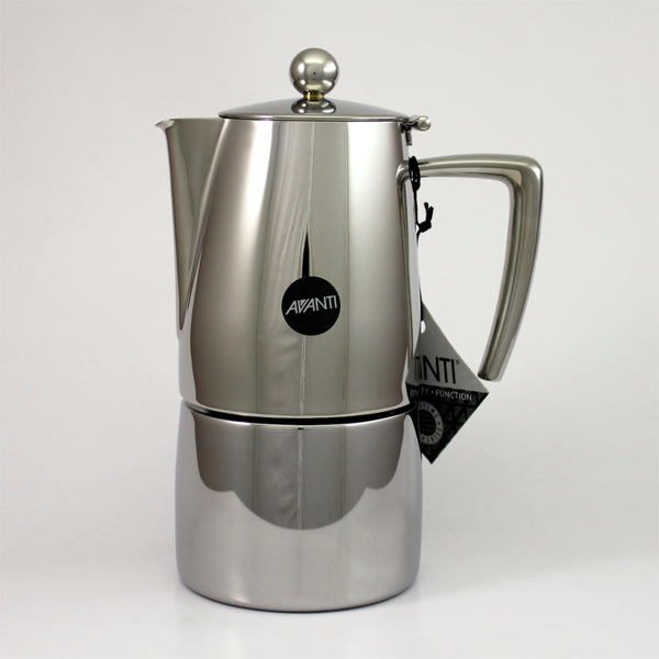 Avanti Art Deco Stovetop  C4 Coffee Co. - 3