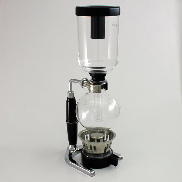 Syphon Brewer - TCA-3  C4 Coffee Co. - 2