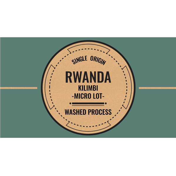 Rwanda: Kilimbi (Washed) - Light / Filter Roast
