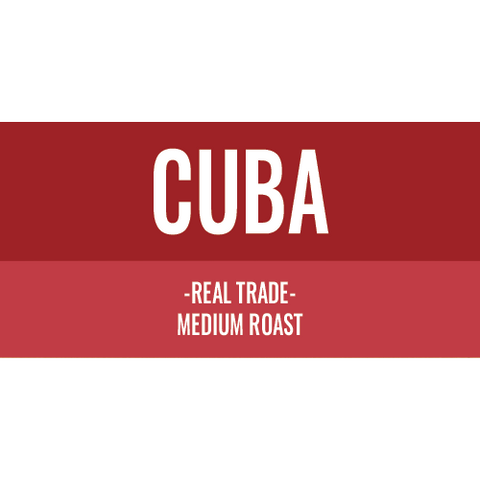 Limited Release: Cuba: Serrano Superior (washed Process) - Espresso Roast