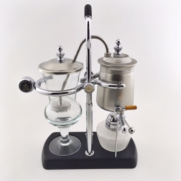 Balance Syphon Brewer BCA-4  C4 Coffee Co. - 3
