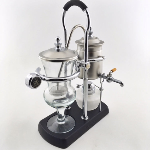 Balance Syphon Brewer BCA-4  C4 Coffee Co. - 5