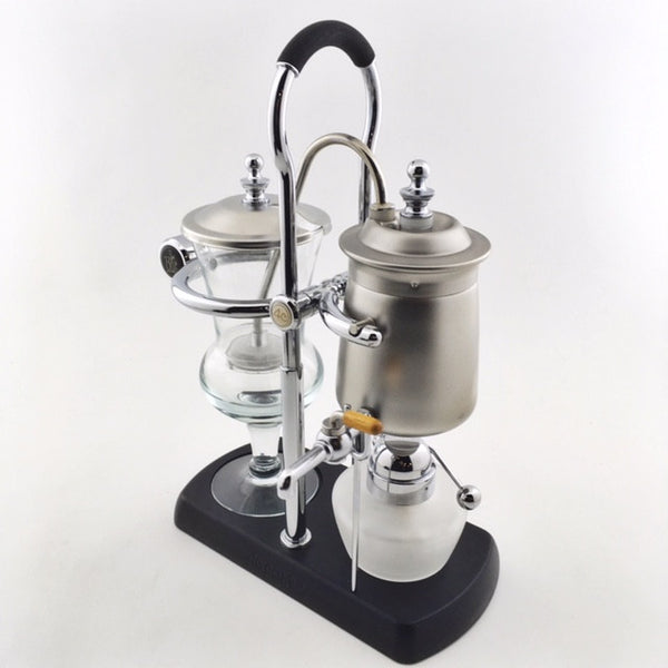 Balance Syphon Brewer BCA-4  C4 Coffee Co. - 7