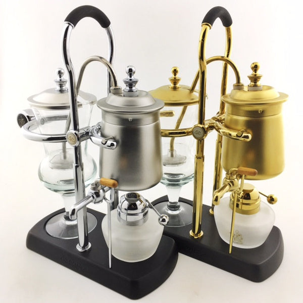 Balance Syphon Brewer BCA-4  C4 Coffee Co. - 1