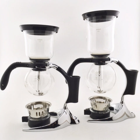 Syphon Brewer - SCA Version  C4 Coffee Co. - 1
