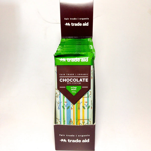 Trade Aid 100gm Chocolate  C4 Coffee Co. - 3
