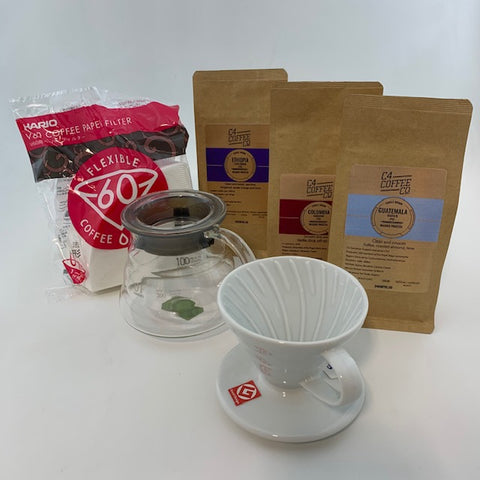 Hario V60 Package