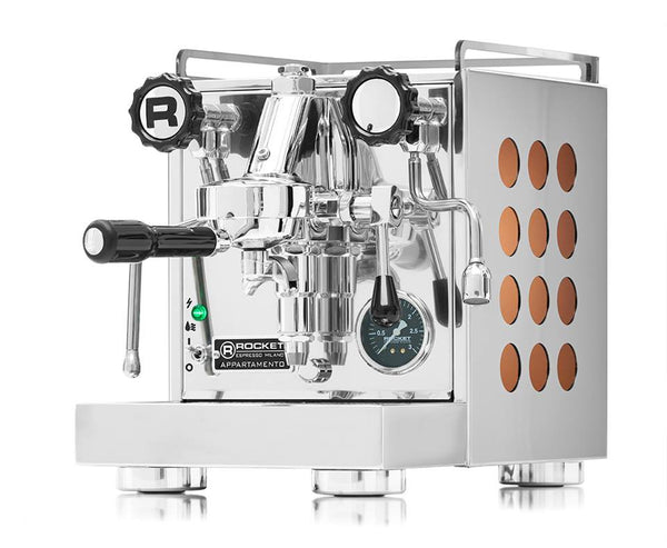 The Rocket APPARTAMENTO Espresso Machine  C4 Coffee Co. - 2