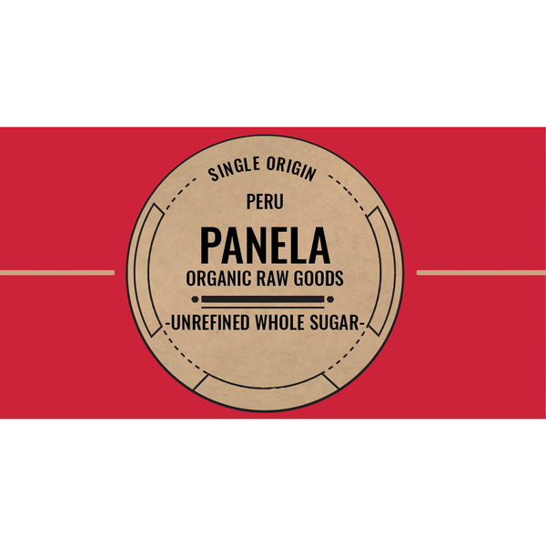C4 Panela: Organic Unrefined Raw Whole Sugar