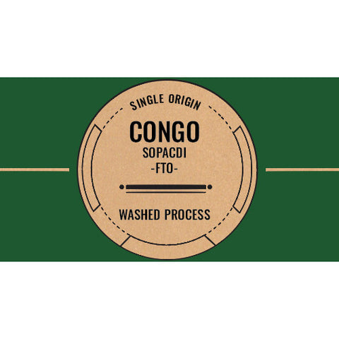 Congo Sopacdi  C4 Coffee Co.
