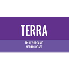 Terra Blend: Fair Trade Organic Subscription