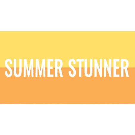 Summer Stunner: seasonal Release - FTO