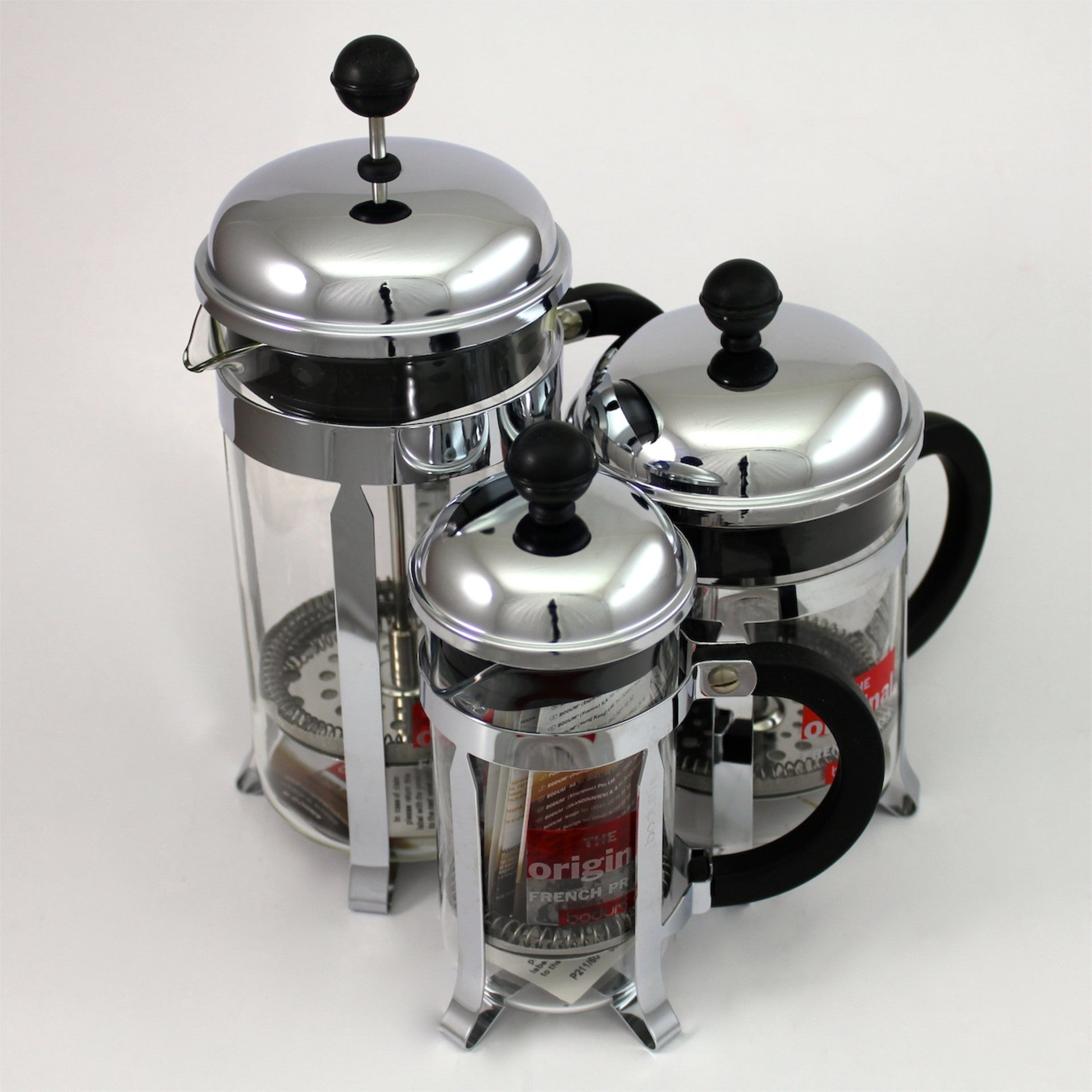 Brewing Equipment Soft Brew Coffee Pour Over Filter Stovetop Espro Press Medium 530ml Bodum Chambord Plunger