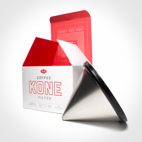 Able Brewing Kone Filter for Chemex