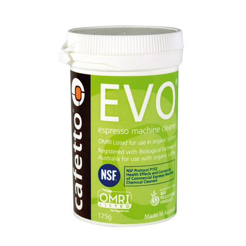 Cafetto Organic Evo Espresso Machine Cleaner 125gm
