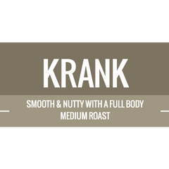 Krank Blend  C4 Coffee Co.