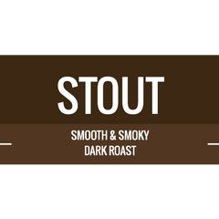 Stout Blend  C4 Coffee Co.
