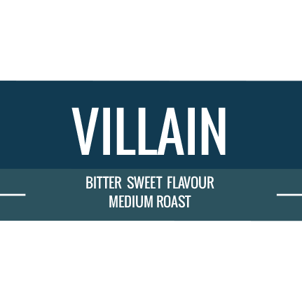 Villain Blend  C4 Coffee Co.