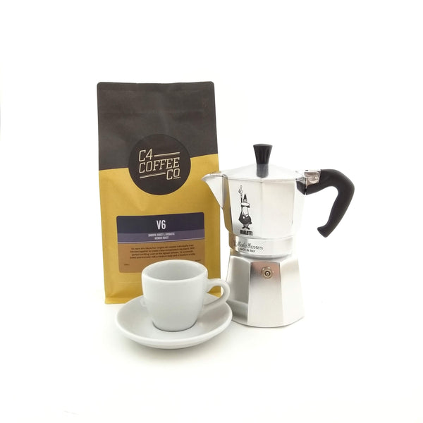 Bialetti Stovetop Package