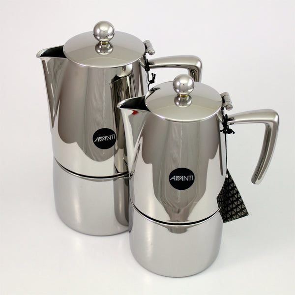 Avanti Art Deco Stovetop  C4 Coffee Co. - 1