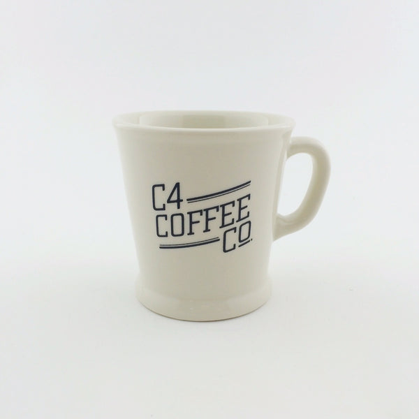 ACME Union Mug 230ml: C4 Coffee Logo