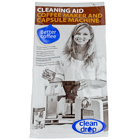 Moccamaster Clean Drop Cleaner 5-Pack