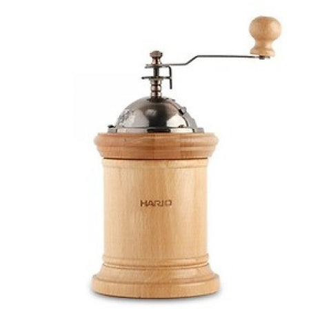 Hario Ceramic Hand Grinder - Column  C4 Coffee Co.