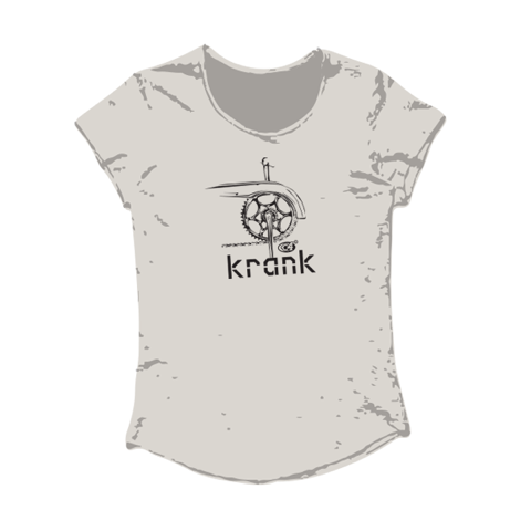T Shirt Krank Print  C4 Coffee Co. - 3