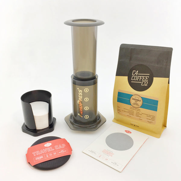 Aeropress and Able Brewing Adventure Kit