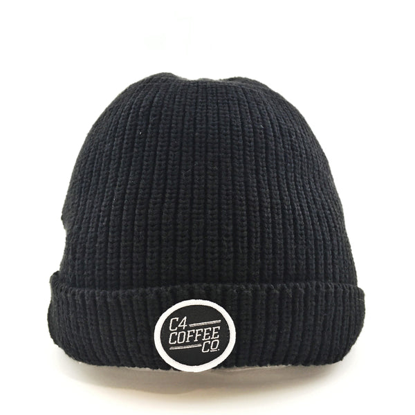 Beanie: C4 Coffee Co