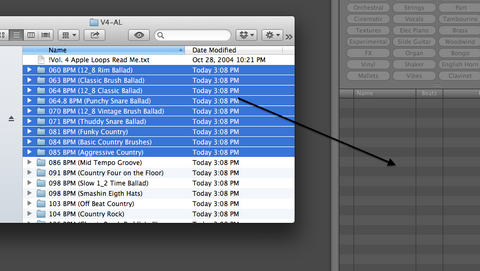 Step-By-Step Apple Loops Install – Drums On Demand