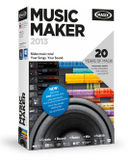 Magix Music Maker Software