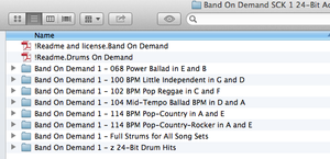 Band On Demand I