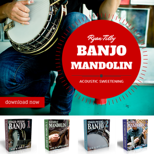 Banjo-Mandolin Loop Bundle: Vol. 1 & 2