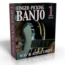 Load image into Gallery viewer, Banjo Loops and Mandolin Loops Vol. 1