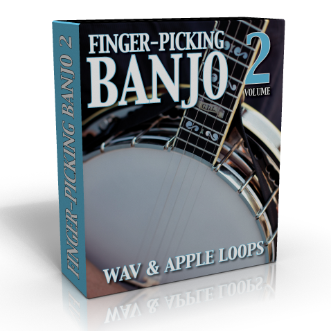 Banjo Loops and Mandolin Loops Vol. 2