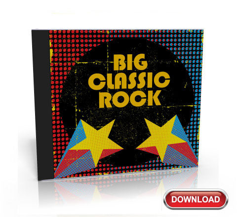 Big Classic Rock Drum Loops