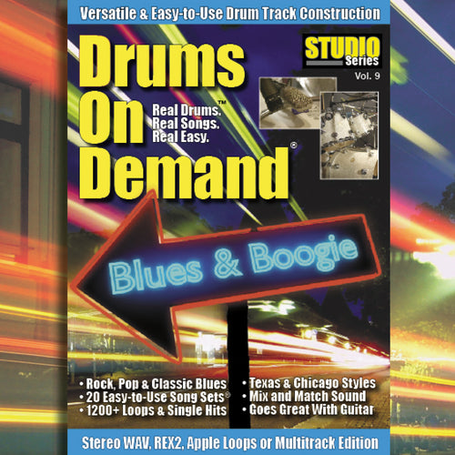Drum Loops – Drums On Demand