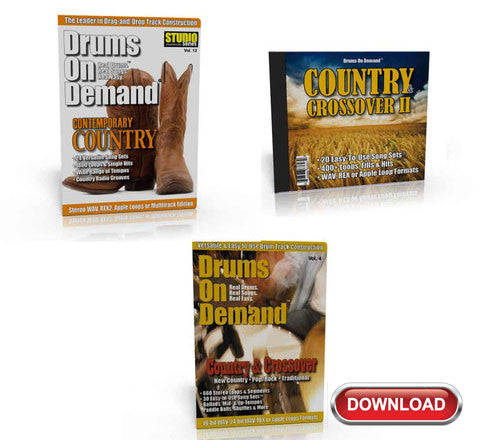 Country Drum Loops Bundle
