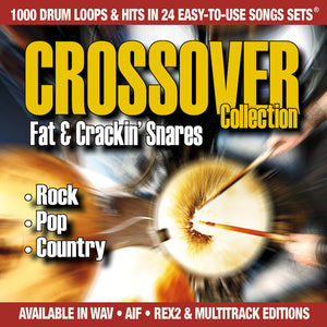 crossover drum loops