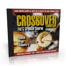 Load image into Gallery viewer, drum loops with crossover potential