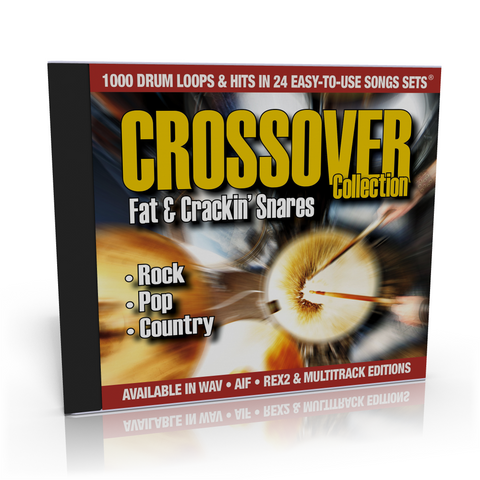 Crossover Collection Drum Loops