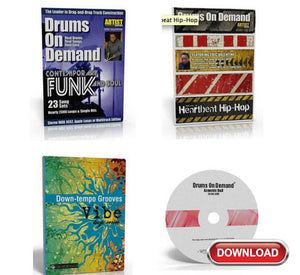 Funk-Soul Drum Loops Bundle
