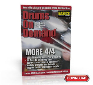 drum loops cover