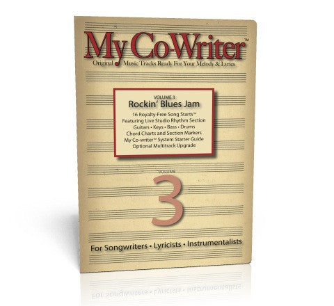 My Co-Writer 3: Rockin' Blues Jam