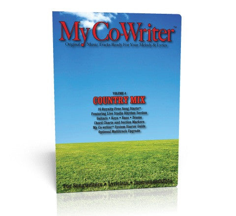 My Co-Writer 4: Country Mix
